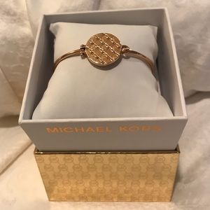 Authentic Michael Kors Bracelet- New with Box